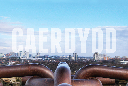 I Loves The 'Diff – Postcards of Cardiff and Wales
