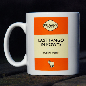 I Loves the Diff - Last Tango in Powys mug